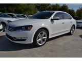 2014 Candy White Volkswagen Passat TDI SEL Premium #87822240