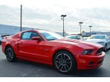 2013 Race Red Ford Mustang GT Premium Coupe #87822077