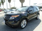 2014 Tuxedo Black Ford Explorer Limited #87821988