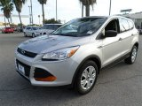 2014 Ingot Silver Ford Escape S #87821986