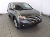 2014 Polished Metal Metallic Honda CR-V EX #87821916
