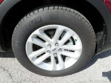 2013 Ford Explorer XLT EcoBoost Wheel