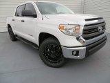 2014 Super White Toyota Tundra TSS CrewMax #87822145