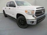 2014 Toyota Tundra Super White