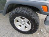 Jeep Wrangler 2006 Wheels and Tires