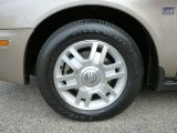 Mercury Sable Wheels and Tires