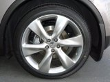 Infiniti FX 2009 Wheels and Tires