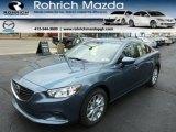 2014 Blue Reflex Mica Mazda MAZDA6 Sport #87822052