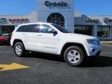 2014 Bright White Jeep Grand Cherokee Laredo #87822105