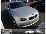 2007 Titanium Silver Metallic BMW 3 Series 328xi Coupe #87865049