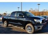 2007 Black Toyota Tundra SR5 Double Cab 4x4 #87864937
