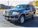 2003 Black Ford Explorer XLT 4x4 #87865125