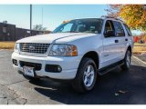 2004 Oxford White Ford Explorer XLT 4x4 #87865123