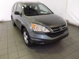 2011 Polished Metal Metallic Honda CR-V LX 4WD #87864625