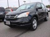 2011 Crystal Black Pearl Honda CR-V LX 4WD #87864910