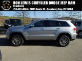 2014 Billet Silver Metallic Jeep Grand Cherokee Limited 4x4 #87864801