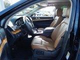 2012 Lincoln MKT Interiors