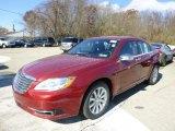 2014 Deep Cherry Red Crystal Pearl Chrysler 200 Limited Sedan #87865094