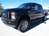 2008 Ford F250 Super Duty Harley Davidson Crew Cab 4x4 Data, Info and Specs