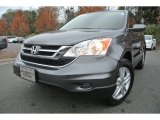 2011 Polished Metal Metallic Honda CR-V EX-L 4WD #87865190