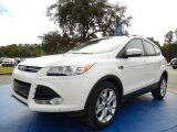 2014 White Platinum Ford Escape Titanium 1.6L EcoBoost #87864784