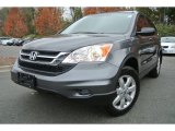 2011 Polished Metal Metallic Honda CR-V SE #87865189