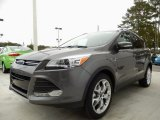 2014 Sterling Gray Ford Escape Titanium 2.0L EcoBoost #87864778