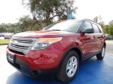 2014 Ruby Red Ford Explorer FWD #87864774