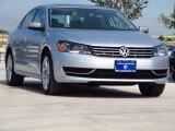 2014 Reflex Silver Metallic Volkswagen Passat TDI SE #87865259