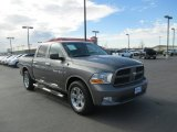 2012 Mineral Gray Metallic Dodge Ram 1500 Express Crew Cab 4x4 #87865173