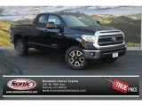2014 Black Toyota Tundra SR5 Double Cab 4x4 #87864587