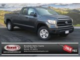 2014 Magnetic Gray Metallic Toyota Tundra SR5 Double Cab 4x4 #87864586