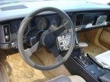 1986 Pontiac Firebird Interiors