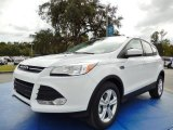 2014 Oxford White Ford Escape SE 1.6L EcoBoost #87910824