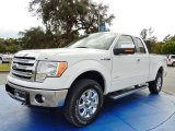 2014 Ford F150 Lariat SuperCab 4x4 Data, Info and Specs