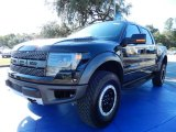 2014 Tuxedo Black Ford F150 SVT Raptor SuperCrew 4x4 #87910813