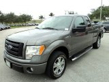 2010 Ford F150 STX SuperCab Front 3/4 View
