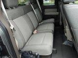 2010 Ford F150 STX SuperCab Rear Seat