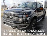 2014 Tuxedo Black Ford F150 SVT Raptor SuperCrew 4x4 #87911160