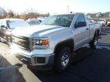 2014 Quicksilver Metallic GMC Sierra 1500 Regular Cab 4x4 #87911156