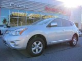 2013 Brilliant Silver Nissan Rogue S Special Edition #87911069