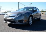 2011 Sterling Grey Metallic Ford Fusion SEL #87911140