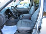 2004 Ford Explorer XLT Gray Interior