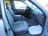 2004 Ford Explorer XLT Gray Interior