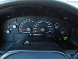 2004 Ford Explorer XLT Gauges
