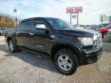 2007 Black Toyota Tundra Limited CrewMax 4x4 #87911235