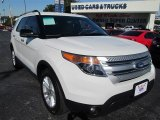 2011 White Suede Ford Explorer XLT #87910779