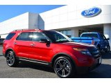 2014 Ruby Red Ford Explorer Sport 4WD #87910867