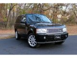 2007 Java Black Pearl Land Rover Range Rover Supercharged #87911213