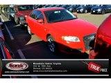 2008 Brilliant Red Audi A4 2.0T quattro Sedan #87910689